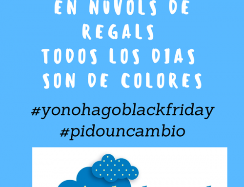 No…..en Núvols de regals no hacemos Black Friday.
