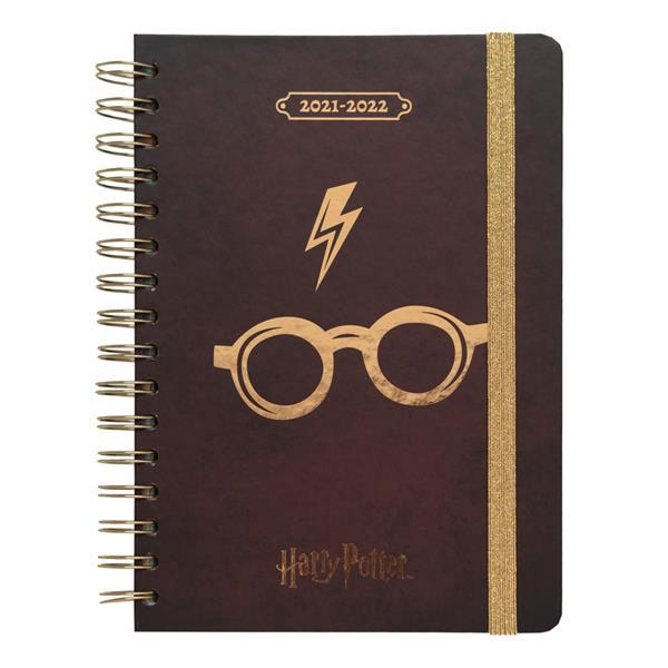 agenda-escolar-2021-2022-a5-semana-vista-12-meses-harry-potter-gafas