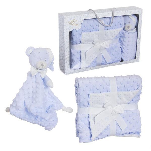 caja-regalo-bebe-mantita-dudu-azul