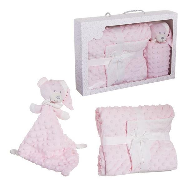caja-regalo-bebe-mantita-dudu-rosa