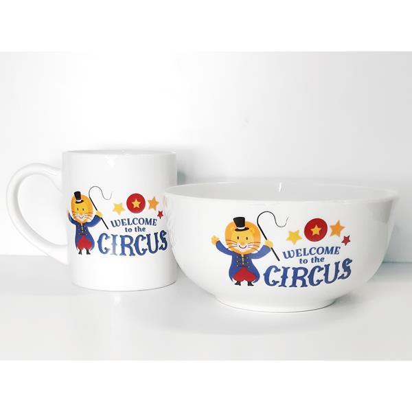 set-desayuno-infantil-circo