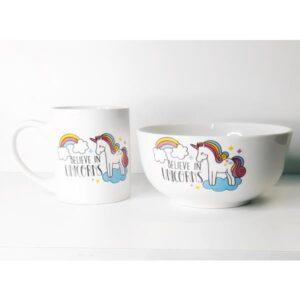 set-desayuno-infantil-unicornio