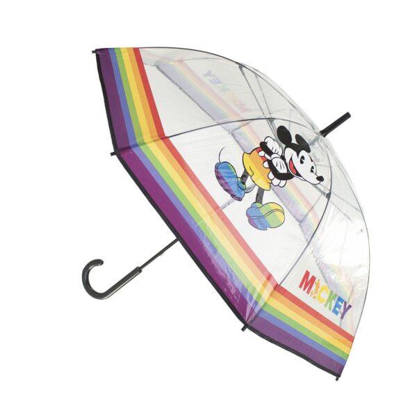 paraguas-transparente-mickey-pride