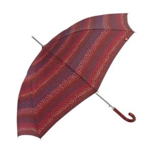 paraguas-largo-señora-winter-dots