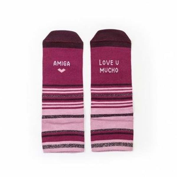 calcetines-amiga-love-u-mucho